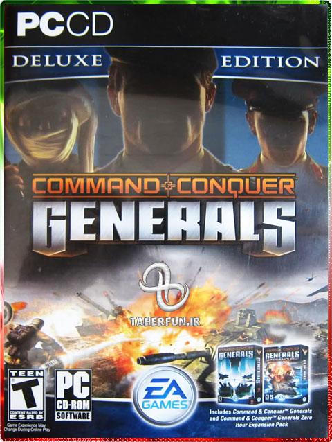 بازی C&C: Generals Zero Hour